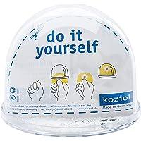 Koziol - Bola con Copos de Nieve (Puede