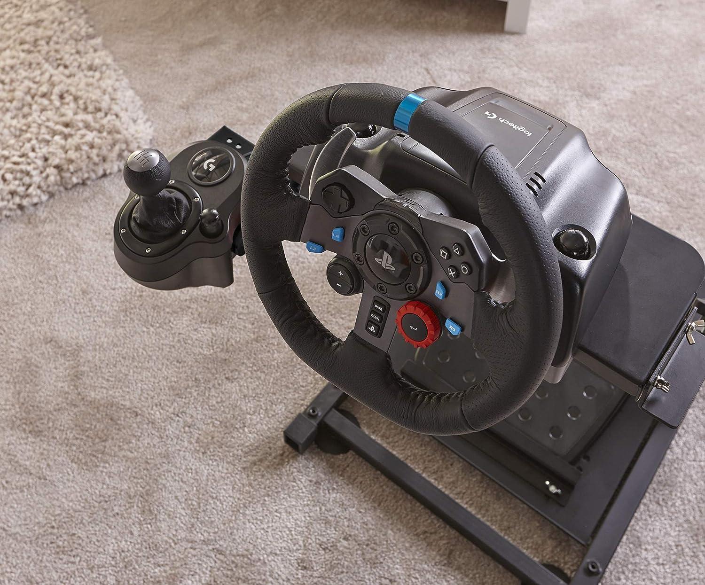 XR Racing Rig - Black [Importación inglesa]: Amazon.es: Videojuegos
