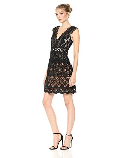 7bbeab0c14 ML Monique Lhuillier Women s Dress  Amazon.co.uk  Clothing