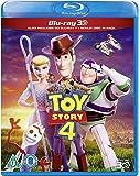 Toy Story 4 [Blu-ray + 3D] [2019] [Region Free]