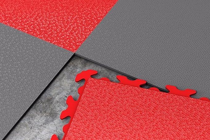 Fortelock/® PVC-Vinylfliese 2030 Snake Invisible ECO Schwarz