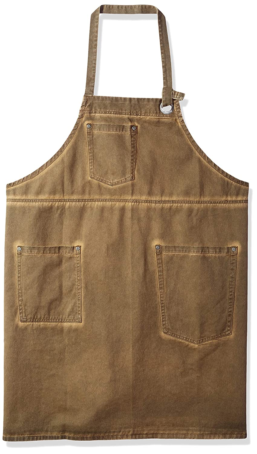 Chef Works Mens Dorset Bib Apron