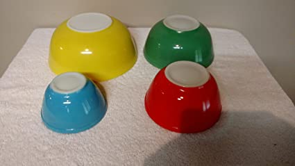 dating pyrex nesting bowls