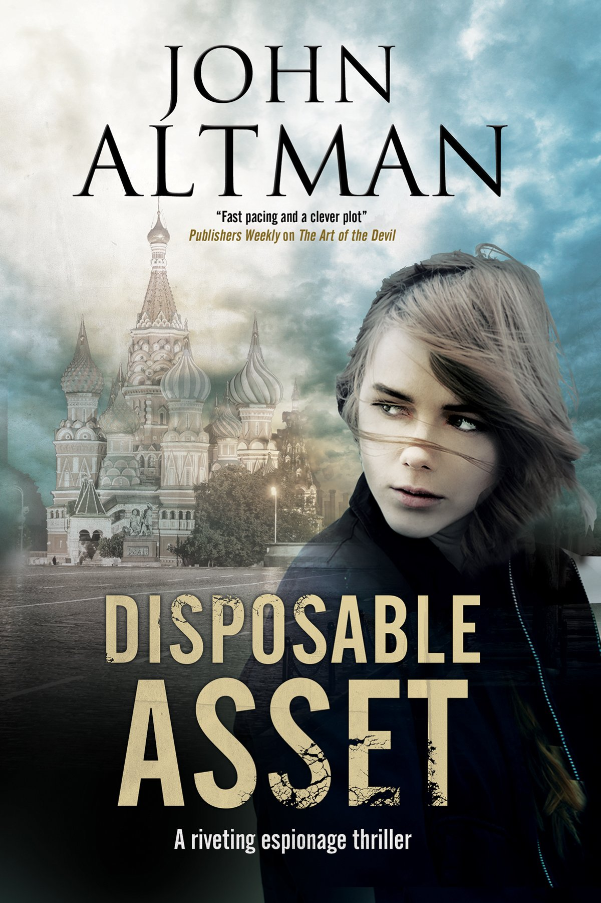 Download Disposable Asset: An espionage thriller pdf epub