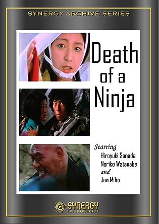 Amazon.com: Death of a Ninja: Sonny Chiba, Hiroyuki Sanada ...