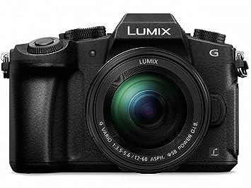 Amazon.com : PANASONIC LUMIX G85 4K Mirrorless Camera, with 12 ...
