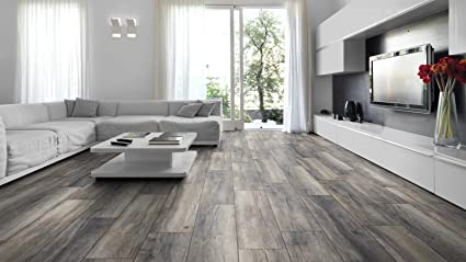 Harbour Oak Grey Laminate Flooring Easy Fit For Any Room Kitchen Bedroom Living