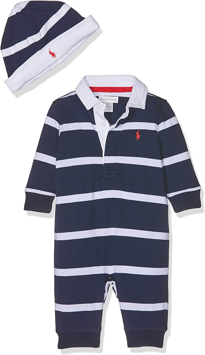 Polo Ralph Lauren Yd Rugby Jersey-AC-GBX Gift Box Set-Pelele ...
