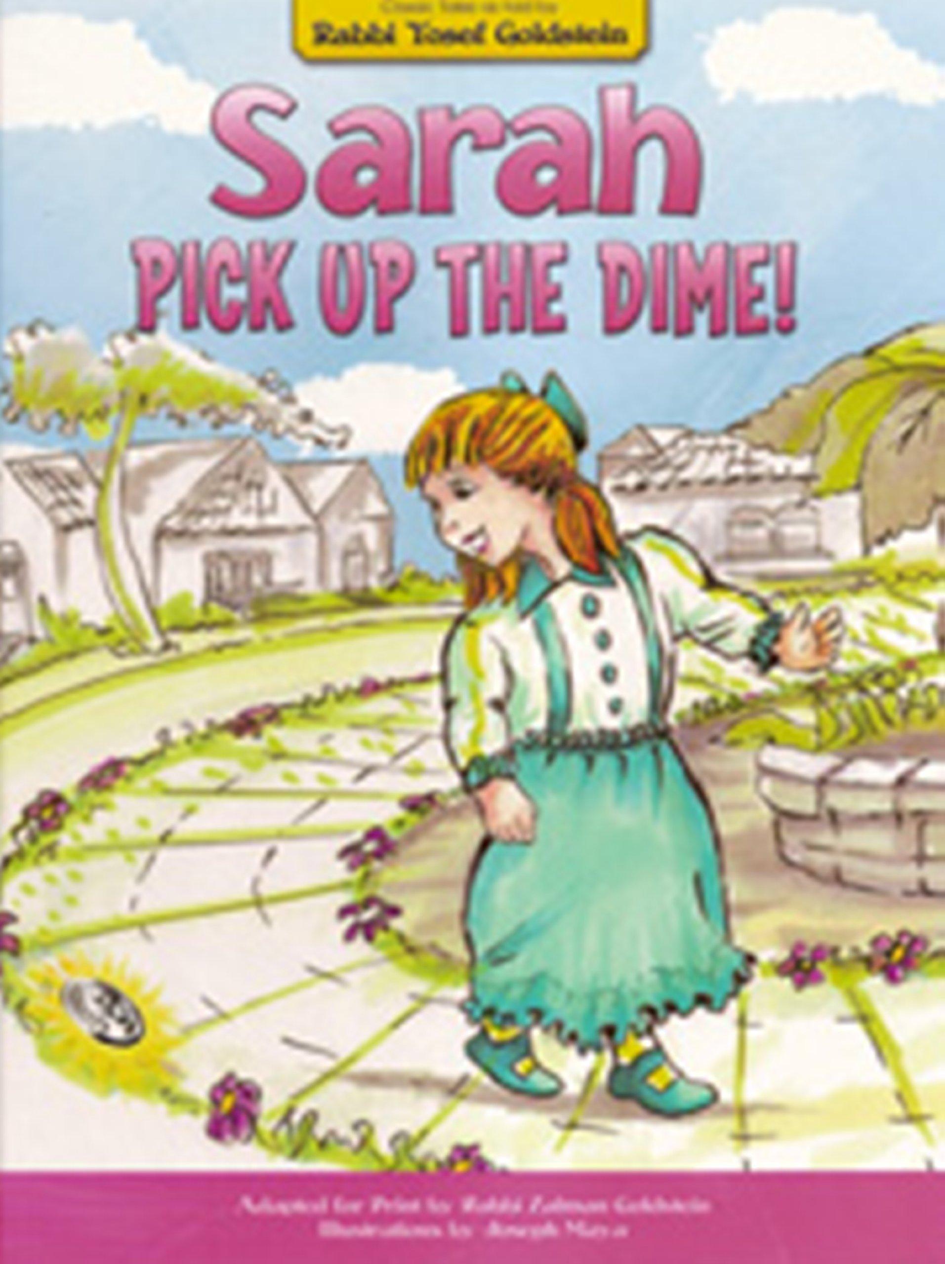 Read Online Sarah Pick Up the Dime pdf