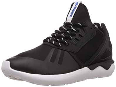Adidas Tubular Runner Prime Knit (Blue Spirit & Core Black) End