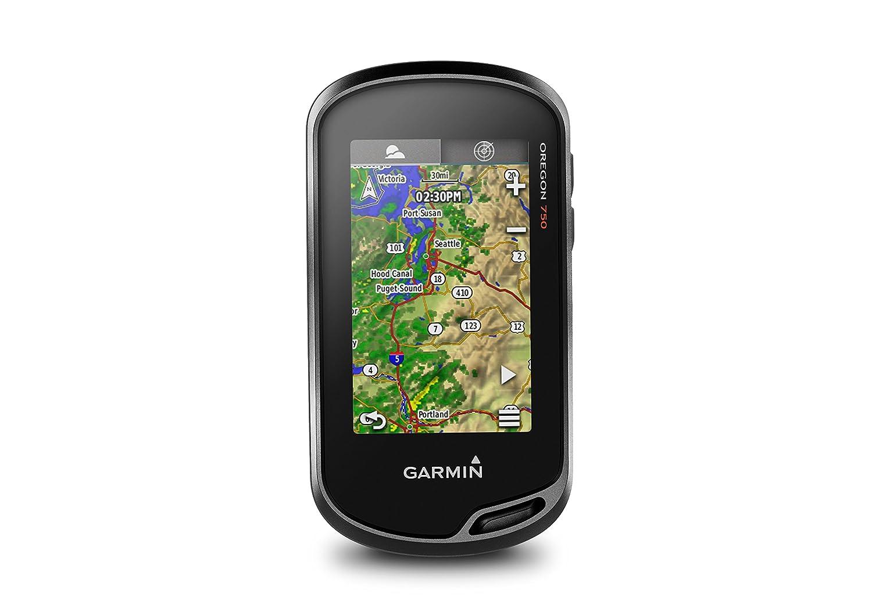 Garmin Oregon 600T 3-Inch Worlwide Handheld GPS with Topographic Maps Garmin Canada 010-01066-10