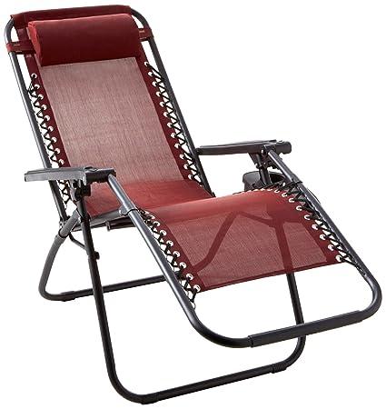 Amazon.com: Patio Expressions 906631 antigravedad silla ...