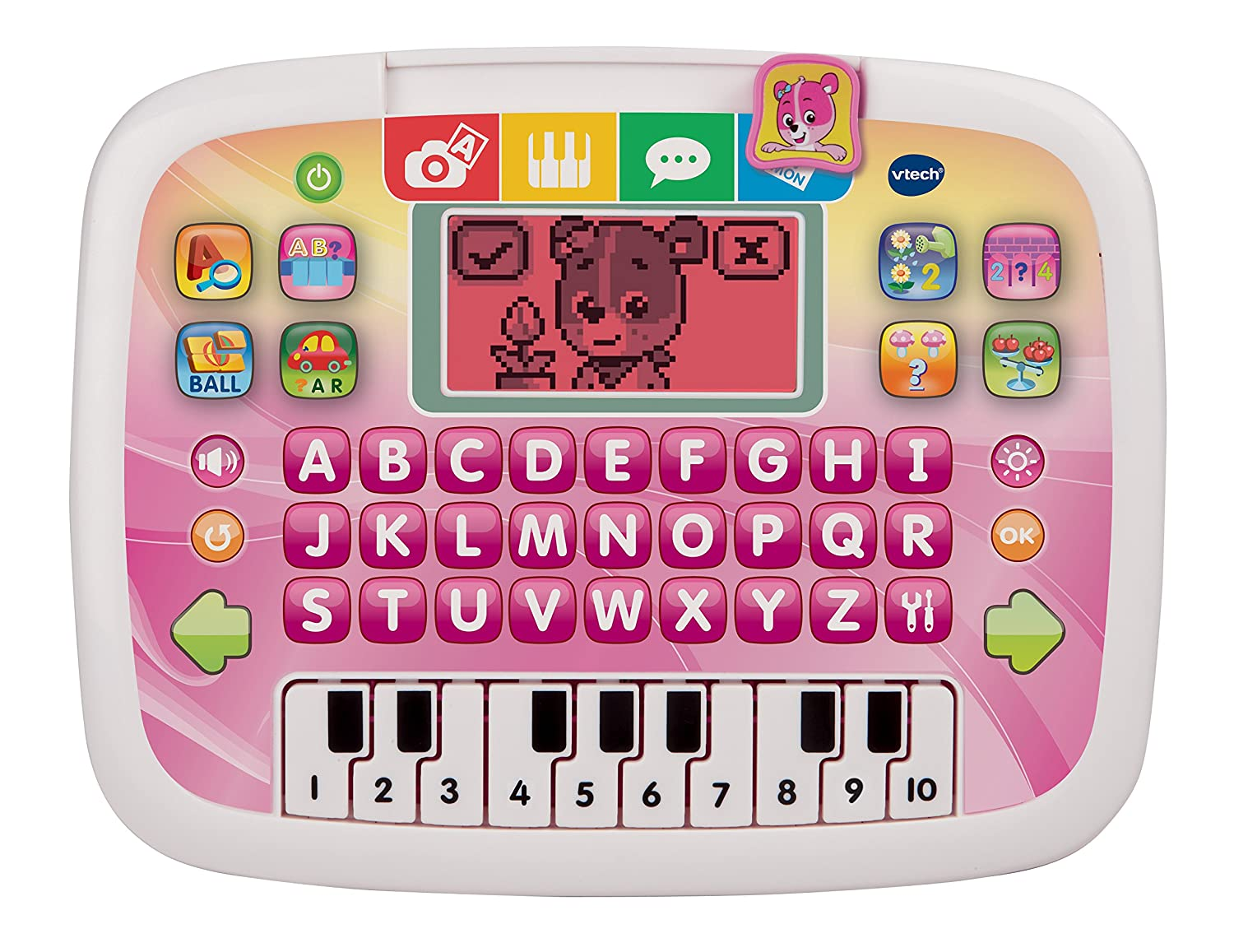 VTech Little Apps Tablet, Black (Frustration Free Packaging) VTech--Import 80-139401