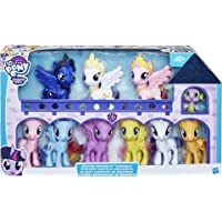 My Little Pony Friendship is Magic Toys Ultimate Equestria Collection 10 Figure Set