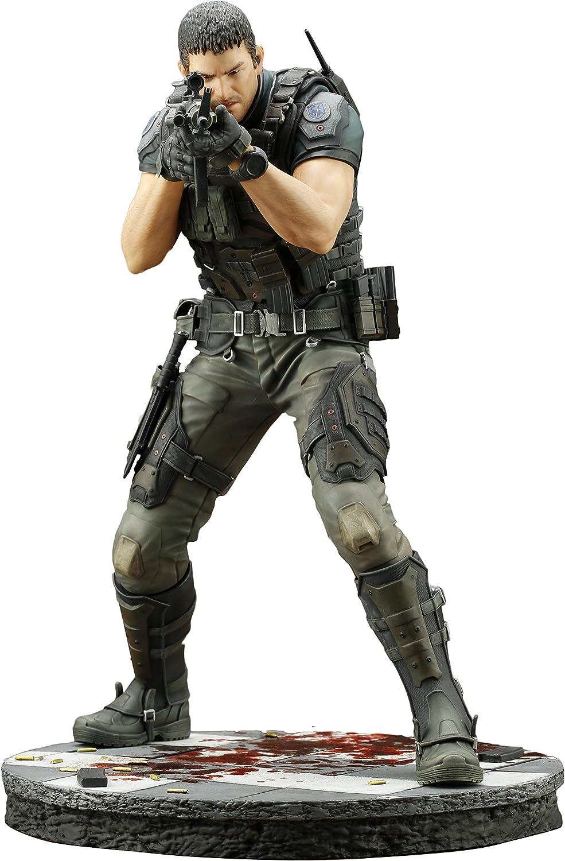 Amazon Com Kotobukiya Resident Evil Vendetta Chris Redfield