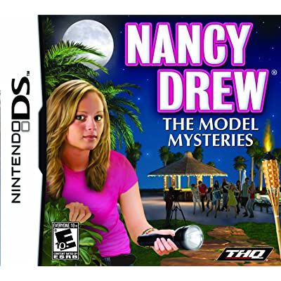 Nancy Drew Model Mysteries - Nintendo DS