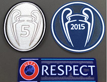 size 40 172b0 62461 Amazon.com : Uefa Champion League Respect and Trophy 5 ...