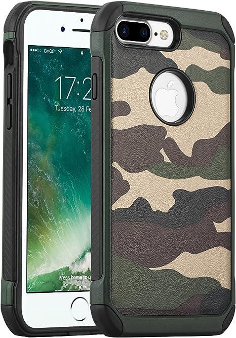 Cover iPhone 6 Plus JAMMYLIZARD Custodia LIGHTFLOW Protezione