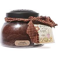 A Cheerful Giver Caramel Macchiato 22 oz. Mama Jar Candle