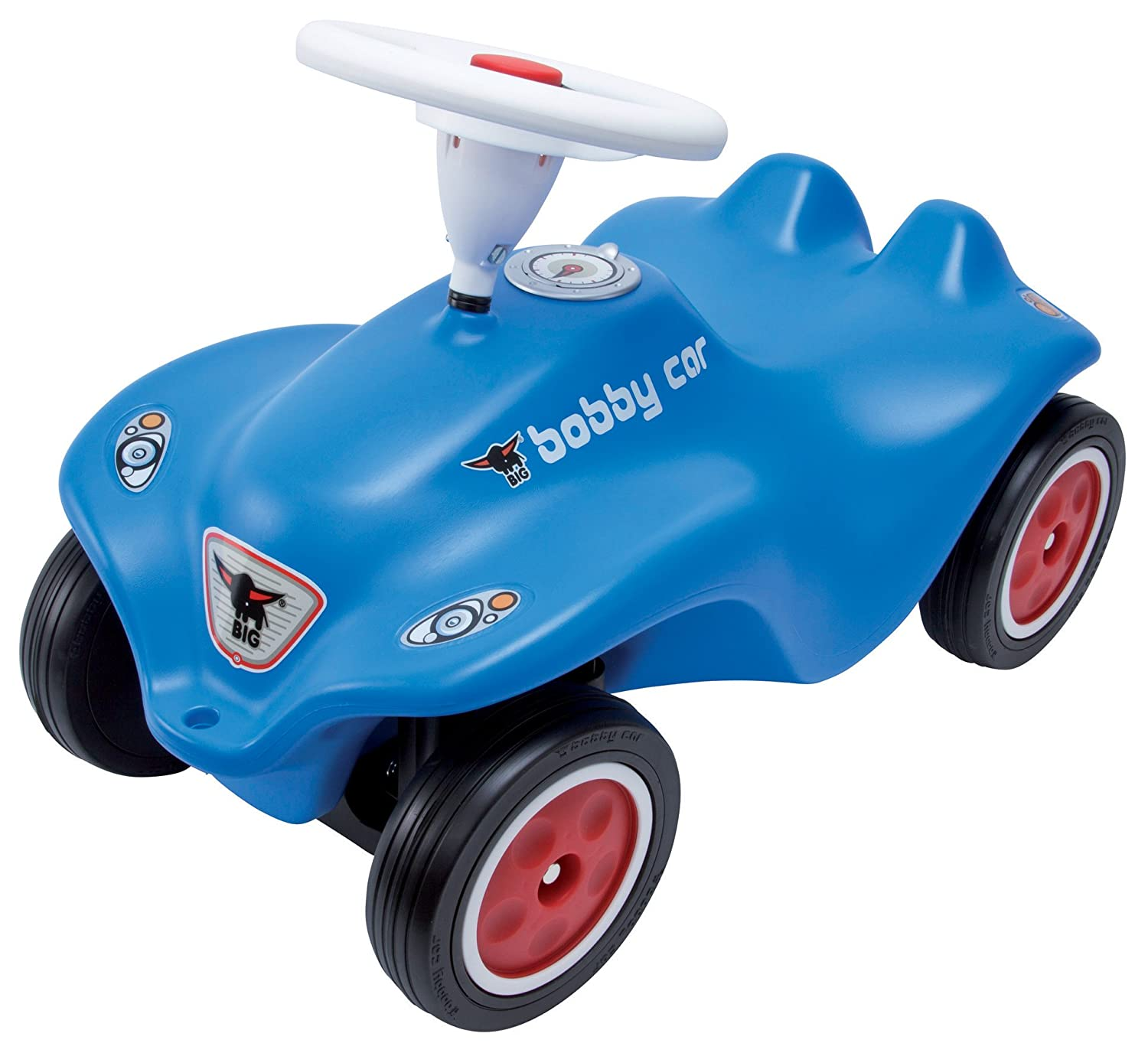 Rutscher und Bobby-Car Bestseller - Big New Bobby Car, blau