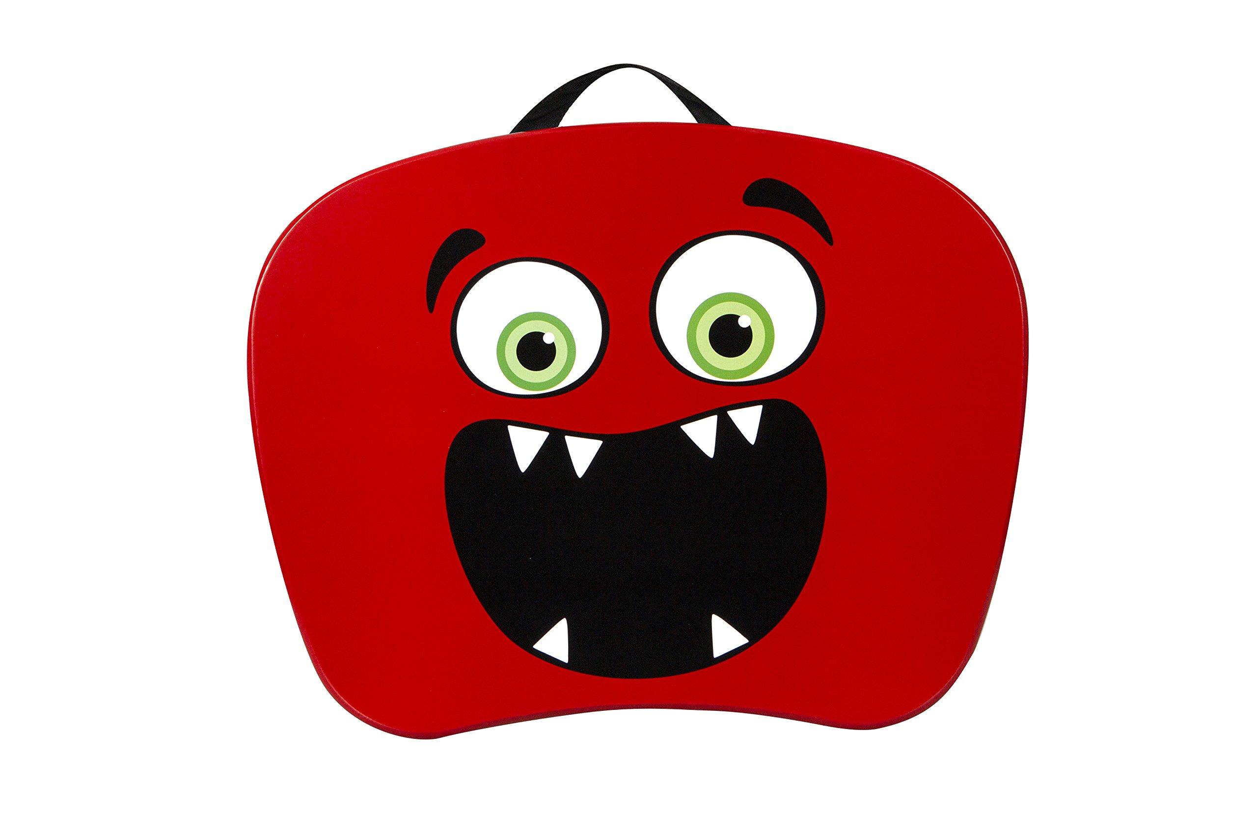 LapGear MyMonster Lap Desk - Red