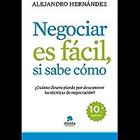 Negociar es fácil, si sabe cómo: ¿Cuánto dinero pierde por desconocer las técnicas de negociación?