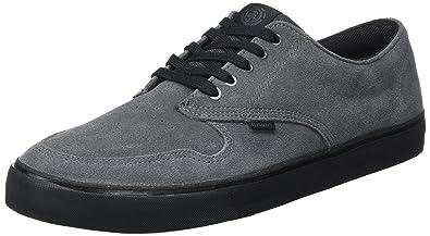 Element Preston Asphalt Blk, Chaussures Multisport Outdoor Homme - Gris - Grau (Asphalt Black),