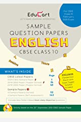 English Sample Papers CBSE For Class 10 Kindle Edition