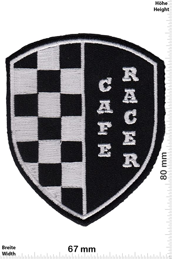Parches - Coffe Racer - UK - Coat of Arms