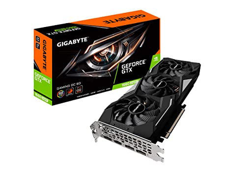 Gigabyte GeForce GTX 1660 Super Gaming OC 6G Tarjeta gráfica ...