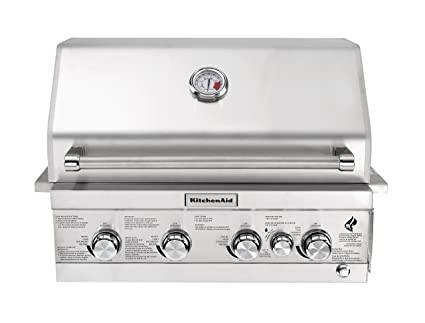 Kitchenaid 740 0780 Built In Propane Gas Grill