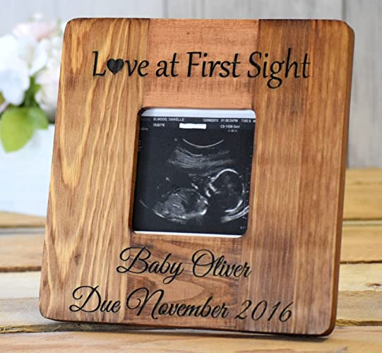 Amazon.com: Ultrasound Picture Frame - Personalized Picture Frame ...