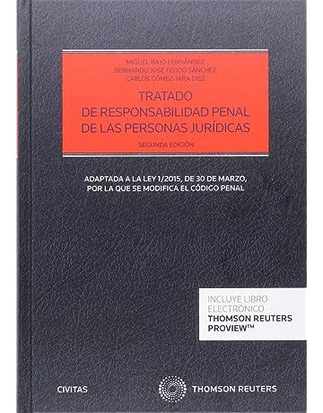 Tratado de responsabilidad penal de las personas jurídicas (2ª ed.) (Estudios y