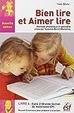 Amazon.fr - Bien lire et aimer lire : Livre 1, Cycle 2 (CP-CE1) - Clotilde Silvestre de Sacy