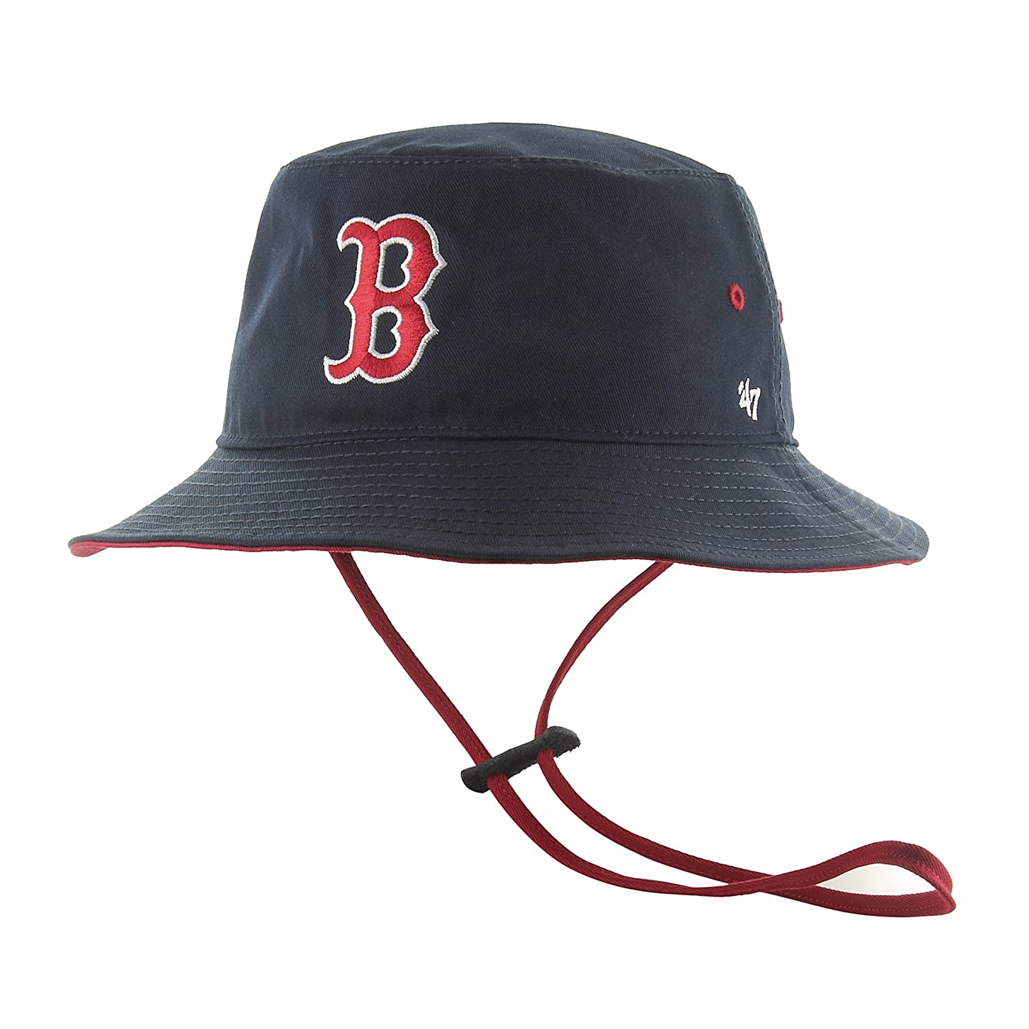 MLB Boston Red Sox Kirby Bucket Hat a6e91d4a038