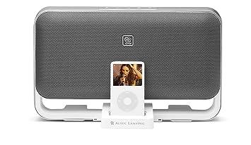 Altec Lansing M602 Speaker System for iPod (White)
