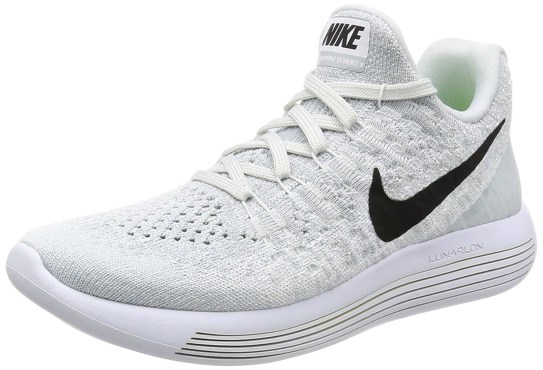Nike Herren Laufschuhe  35.5 EU|Wei?/Schwarz/Grau (White/Black-pure Platinum)