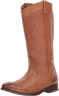 d088029d2b4fa Amazon.com | FRYE Women's Melissa Button Boot | Knee-High