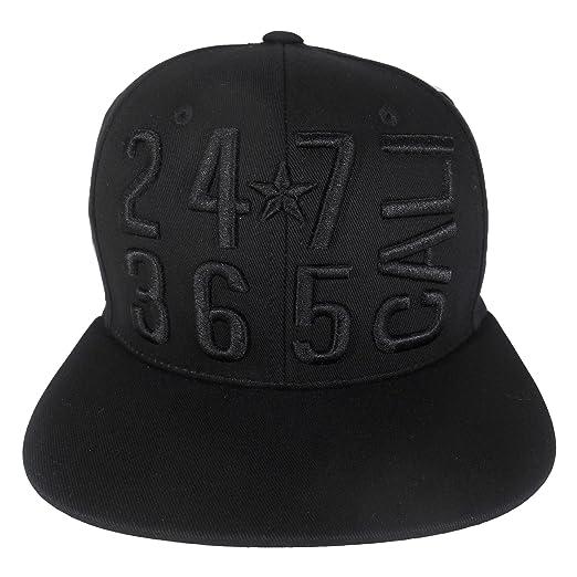 f2ee0cc8daf Amazon.com  Cap2shoes Men Women Hip Hop Snapback Hat Cap Multi Color ...