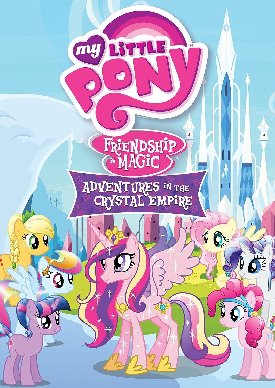 amazon com my little pony friendship is magic adventures in the