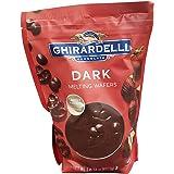 Ghirardelli Chocolate Dark Candy Melting Wafers, 30 Oz