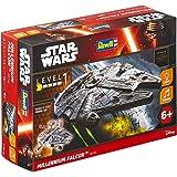 Revell Build & Play - 06752 - Star Wars - Millennium Falcon - 19 Pièces