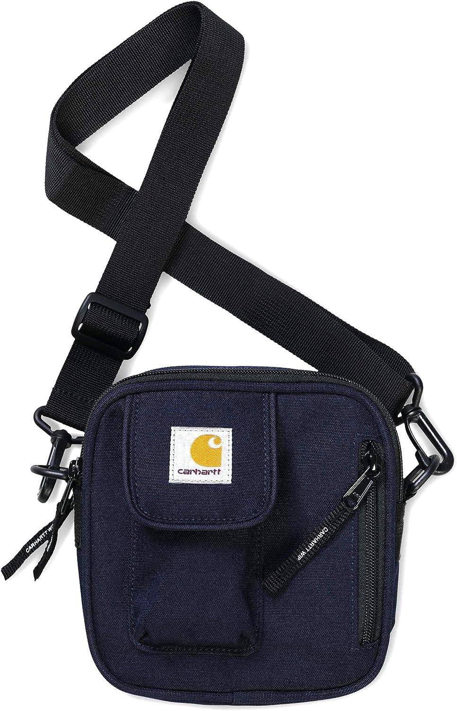 Carhartt Sacoche Essentials Bag Small Dark Navy