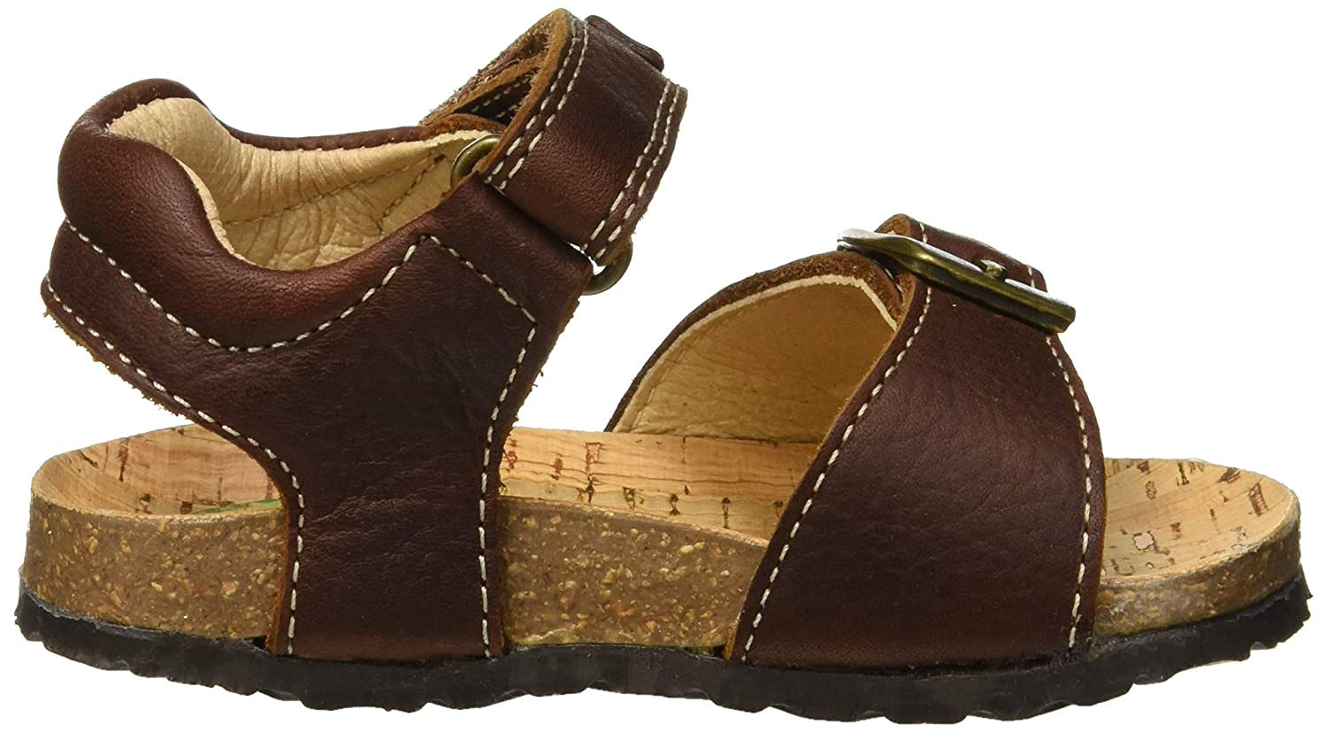Marr/ón 590594 7.5 UK Brown Pablosky Boys Open Toe Sandals