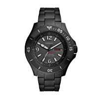 Men's FB-02 Stainless Steel Casual Quartz Watch