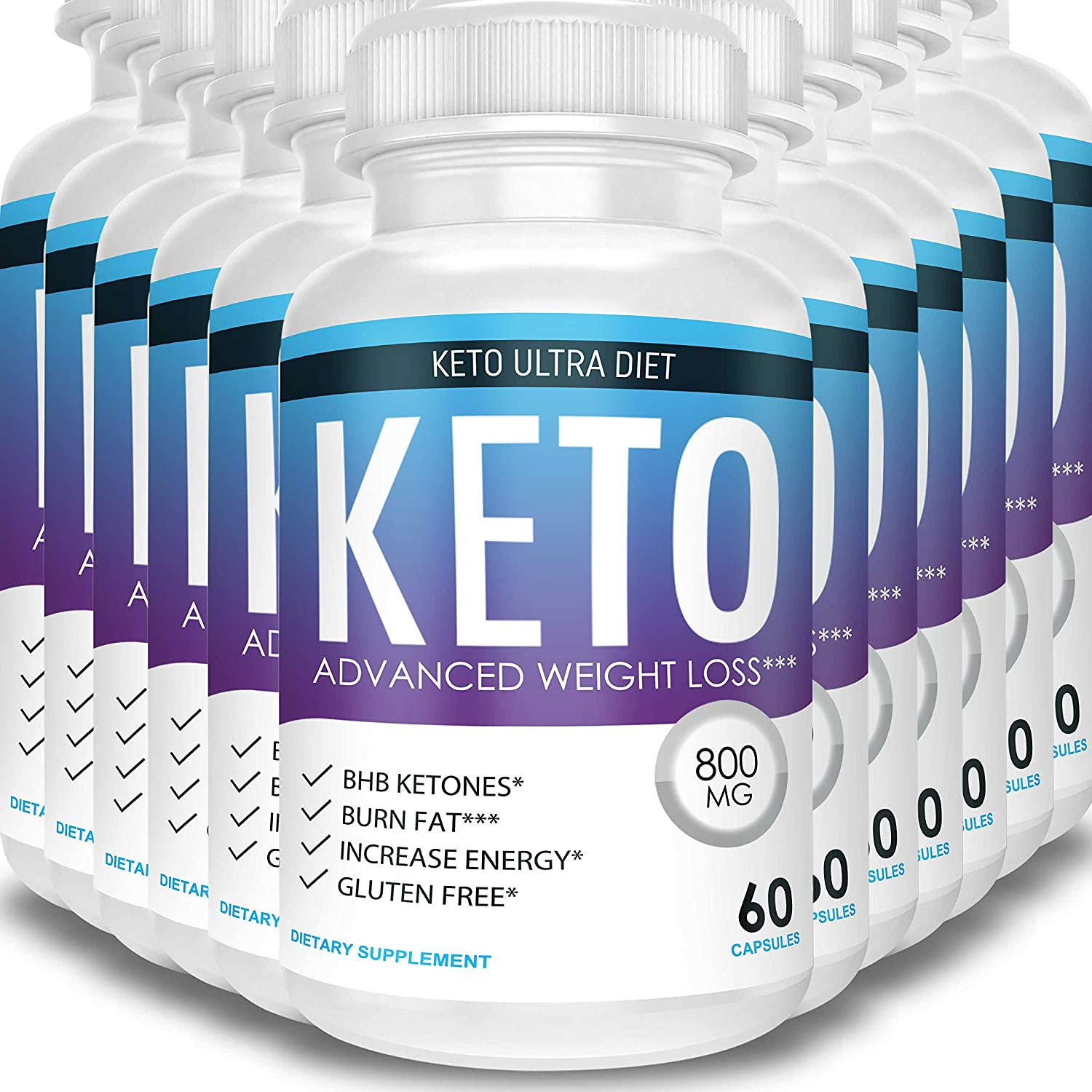 Amazon.com: Keto Ultra Diet - Advanced Weight Loss - Ketosis Supplement (3 Month Supply): Health & Personal Care