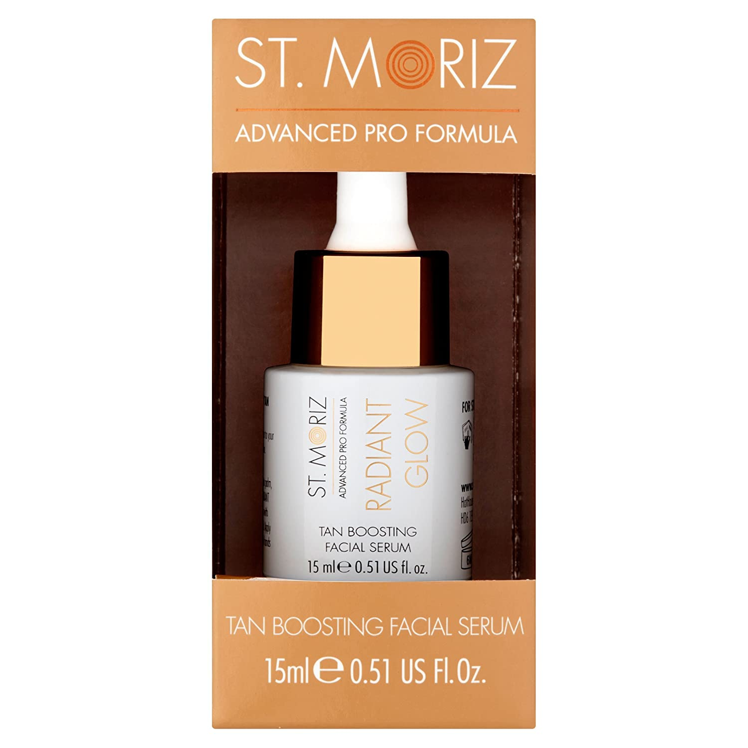 St Moriz Advanced Pro Formula Face Booster Serum Hothouse 269.17099999999999