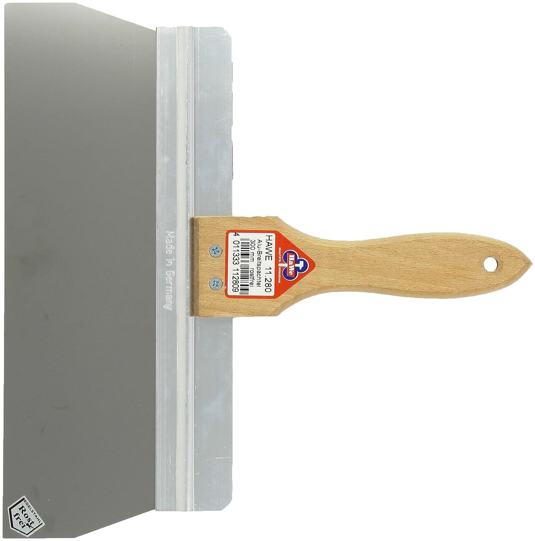 HaWe Breitspachtel Rostfrei, 300 mm, 11.280