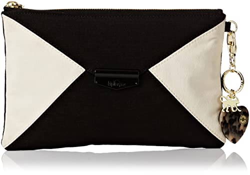 Kipling Clutch Block Blk Blocky Womens Friend Frnq1FTw