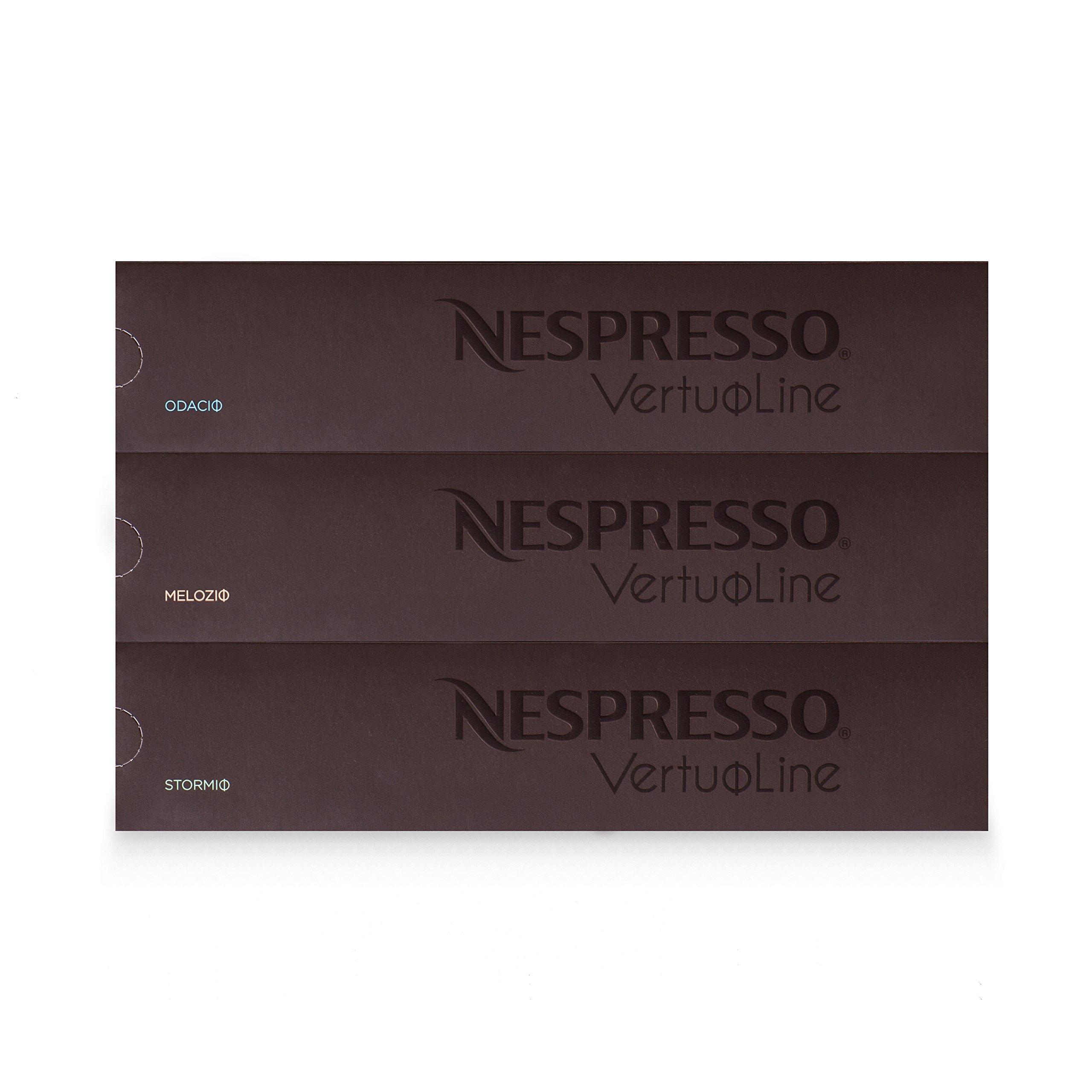 Nespresso Vertuoline Best Seller Assortment, 10 Count (Pack of 3) by Nespresso (Image #4)